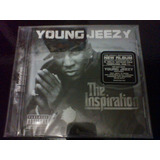 Young Jeezy   The Inspiration [cd] R  Kelly timbaland t i